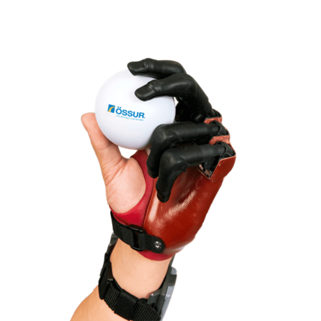 iDigits with HTV silicone from Ossur Inc., prosthetics and orthotics in Denver, CO, from Creative Technology.